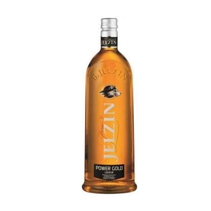 Jelzin Power Gold liqueurs tax free on sale