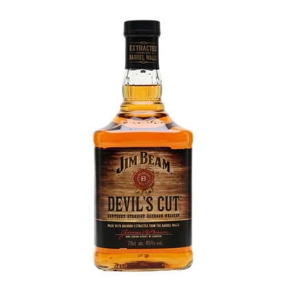 Jim Beam Devils Cut whisky tax free on sale