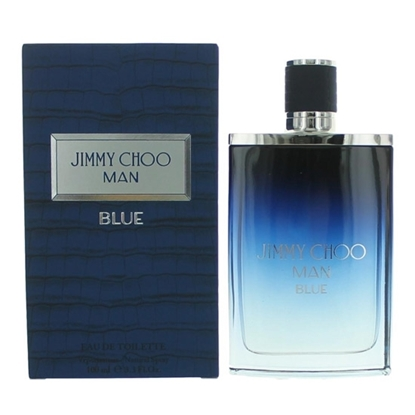 Jimmy Choo Man Blue mens perfumes tax free on sale