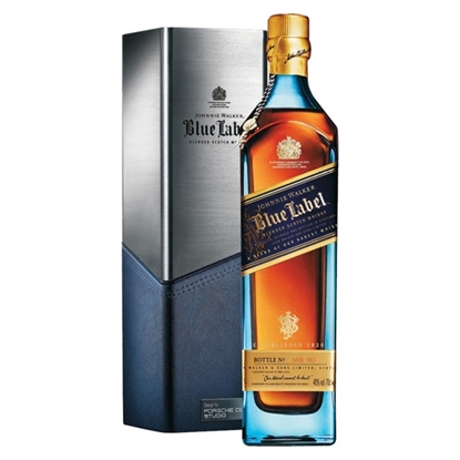 Johnnie Walker Blue Label whisky tax free on sale
