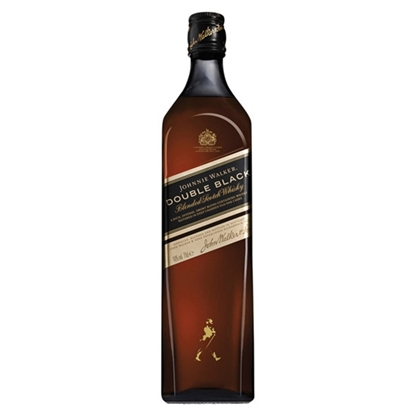Johnnie Walker Double Black Label whisky tax free on sale