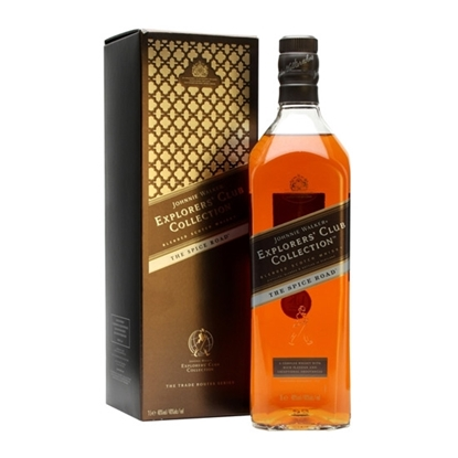 Johnnie Walker Explorers Club Collection The Spice Road whisky tax free on sale