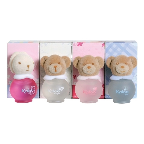 Kaloo 4 Miniatures children perfumes tax free on sale