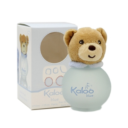 Kaloo Blue Coffret maxi Patapouf fluffy children perfumes tax free on sale