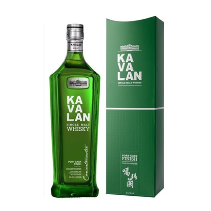 Kavalan Port Cask Finish whisky tax free on sale