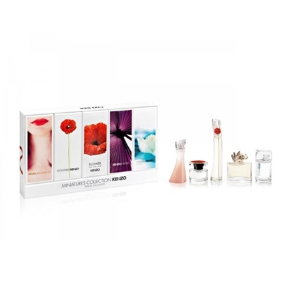 Kenzo Coffret Miniatures Women perfumes tax free on sale