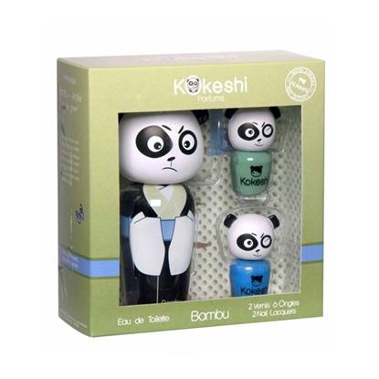Kokeshi Bambu Nail children perfumes tax free on sale