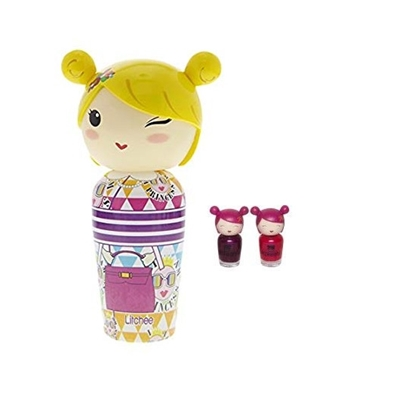 Kokeshi Litchee Nail children perfumes tax free on sale
