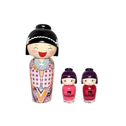 Kokeshi Lotus Nail children perfumes tax free on sale
