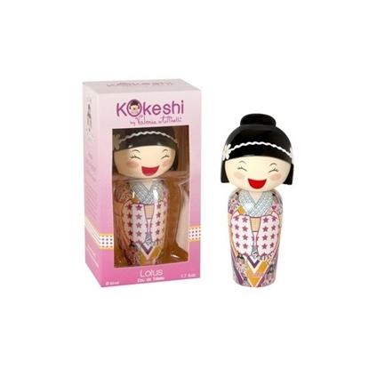 Kokeshi Lotus children perfumes tax free on sale