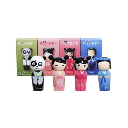 Kokeshi Miniatures children perfumes tax free on sale