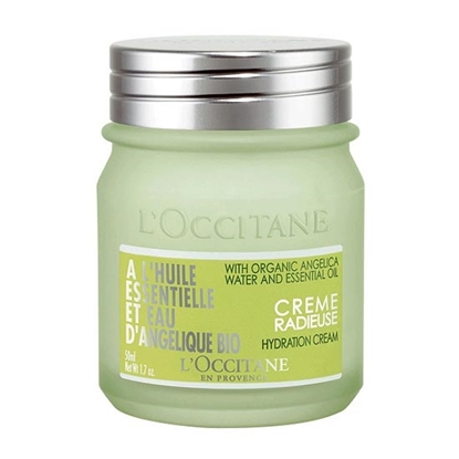 LOccitane Angelica Creme Radieuse Face Cream Womens cosmetics tax free on sale