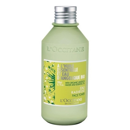 LOccitane Angelica Facial Cleaner And Toner Womens cosmetics tax free on sale