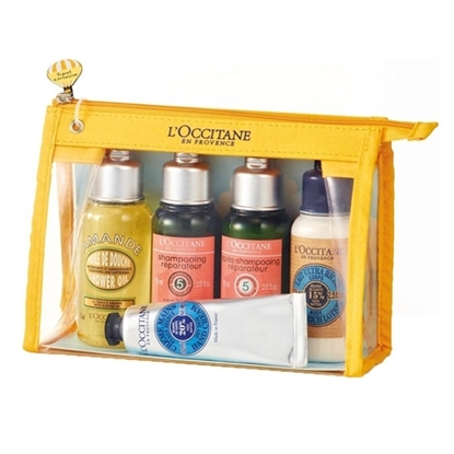 LOccitane Hand Cream & Body Lotion & Shower Pack Womens cosmetics tax free on sale