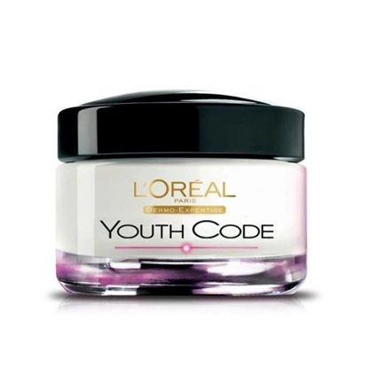 LOreal Youth Code Face Cream Womens cosmetics tax free on sale