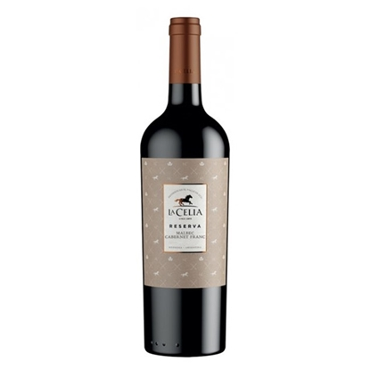 La Celia Reserva red wines tax free on sale