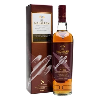 Macallan Malt Makers Edition whisky tax free on sale