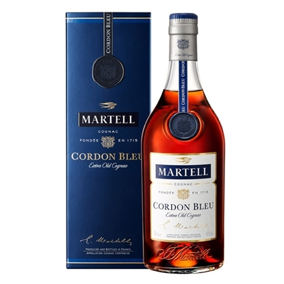 Martell Cordon Bleu cognac tax free on sale