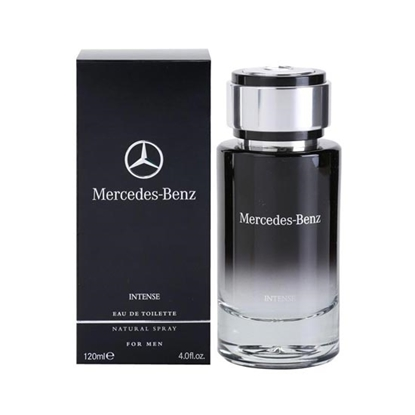 Mercedes Benz Intense mens perfumes tax free on sale