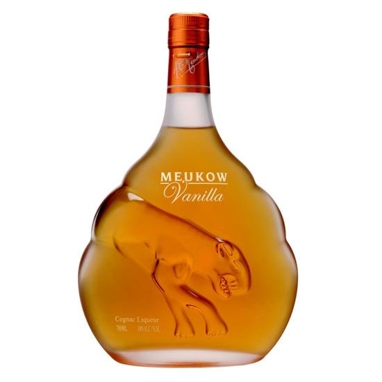 Meukow Vanilla cognac tax free on sale