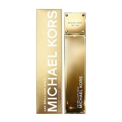 Michael Kors 24k Brilliant Gold Women perfumes tax free on sale