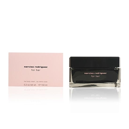Narciso Rodriguez For Her Body Cream Womens cosmetics tax free on sale