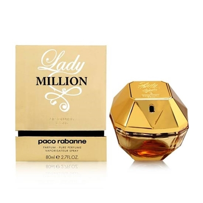 Paco Rabanne Lady Million Women perfumes tax free on sale