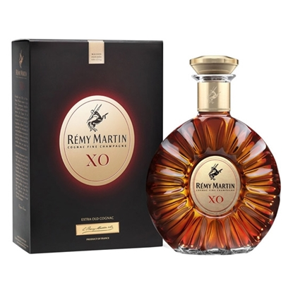 Remy Martin XO cognac tax free on sale