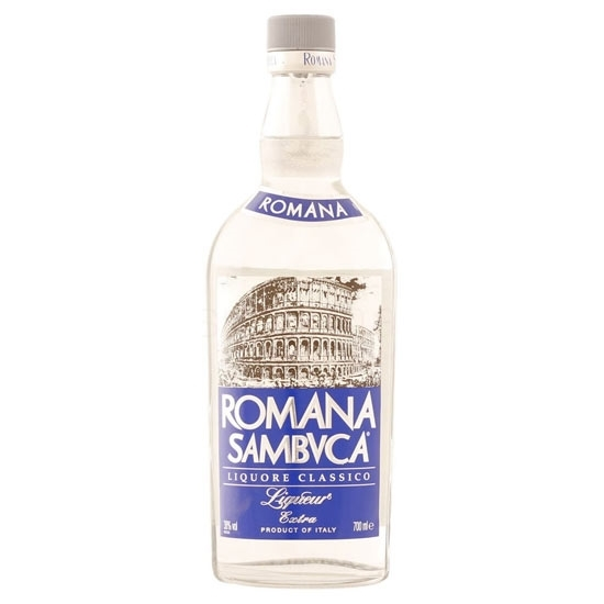 Romana Sambuca liqueurs tax free on sale