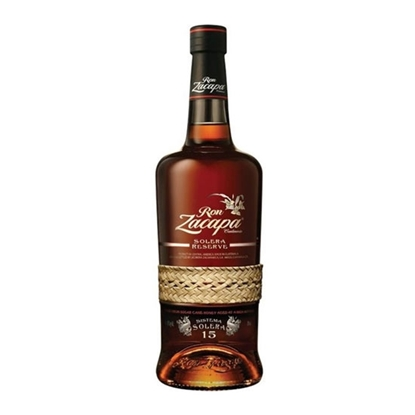 Ron Zacapa rum tax free on sale