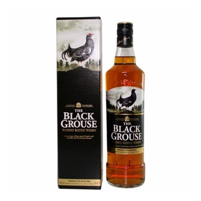 The Black Grouse whisky tax free on sale