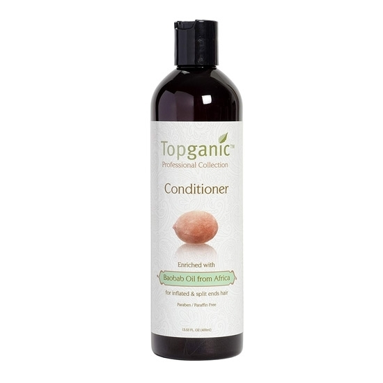 Topganic Baobab Oil From Africa Conditioner Womens cosmetics tax free on sale