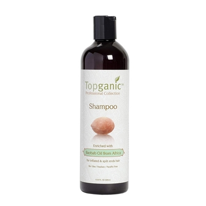 Topganic Baobab Oil From Africa Shampoo Womens cosmetics tax free on sale