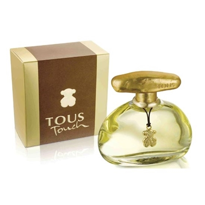 Tous Touch Women perfumes tax free on sale