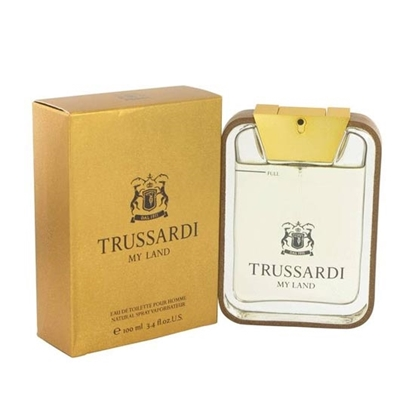 Trussardi My Land mens perfumes tax free on sale