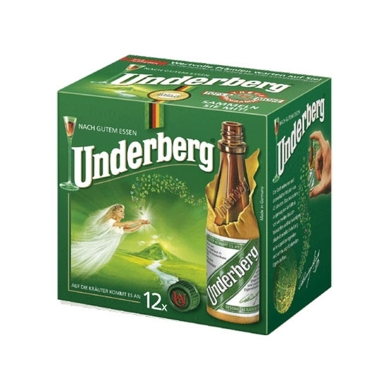 Underberg aperitifs tax free on sale