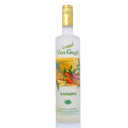 Van Gogh Banana vodka tax free on sale