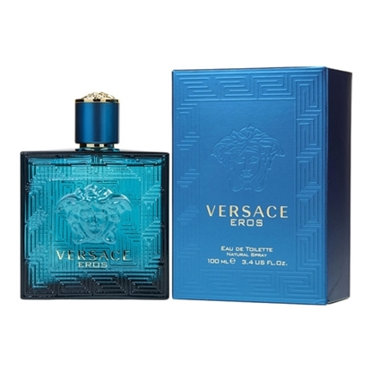 Versace Eros mens perfumes tax free on sale