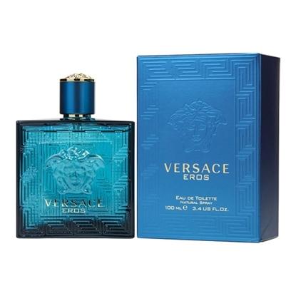 Versace Eros mens perfumes tax free on sale