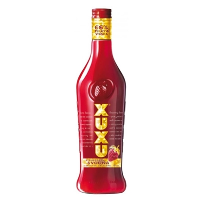 Xuxu Strawberry vodka tax free on sale