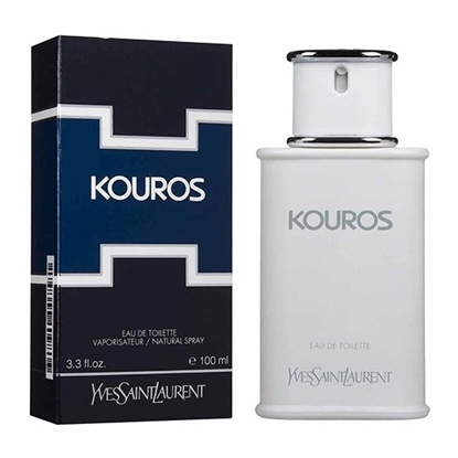 Yves Saint Laurent Kouros mens perfumes tax free on sale