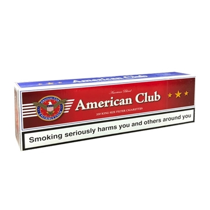 Cheap American Club Cigarettes Tax Free on Sale - Duty Free Pro