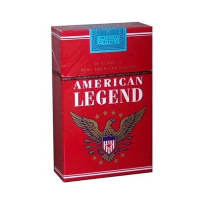 cheap cigarettes online American Legend Red carton