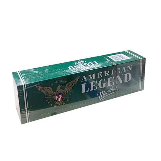 cheap cigarettes online American Legend Menthol carton
