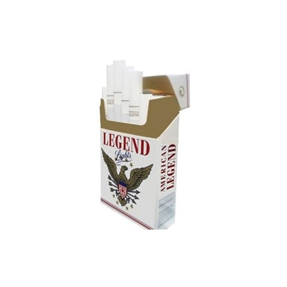 cheap cigarettes online American Legend White carton
