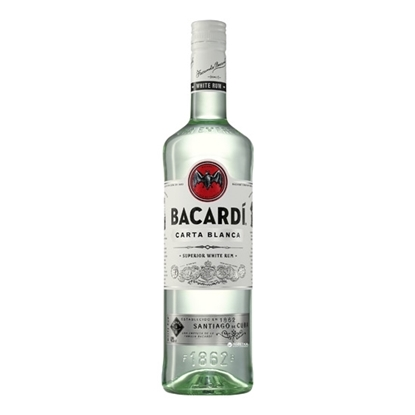 Bacardi Carta Blanca Tax Free on Sale - Duty Free Pro