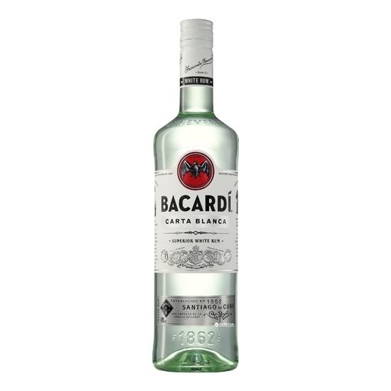 Bacardi Carta Blanca Tax Free on Sale - Duty Free Pro