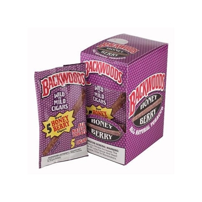 backwoods honey berry cigars tax free on sale