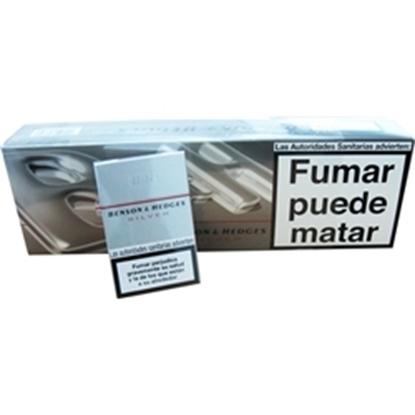 cheap cigarettes online Benson & Hedges Silver carton
