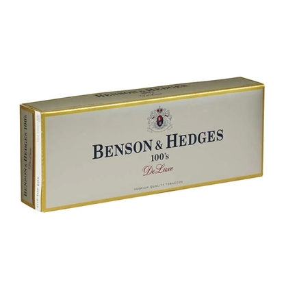 Cheap Benson & Hedges 100 Deluxe Cigarettes Tax Free on Sale - Duty Free Pro
